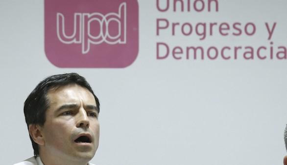 Andrés Herzog sucede a Rosa Díez en la dirección de UPyD