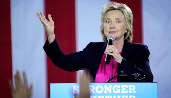 Clinton retoma el pulso de la campaña: