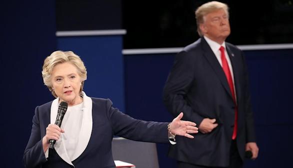 El voto femenino aúpa a Hillary Clinton en las encuestas