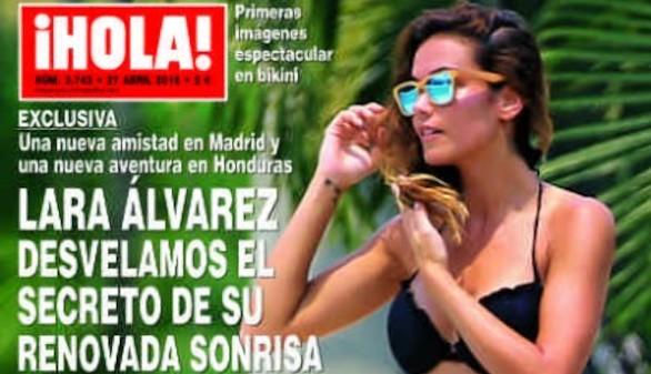¿Nuevo amor para la sonrisa de Lara Álvarez?