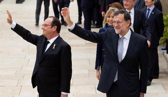 Hollande ofrece a Rajoy entregar todo su archivo sobre Eta