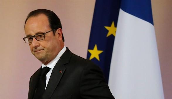 Hollande intensifica sus contactos diplomáticos para luchar contra ISIS