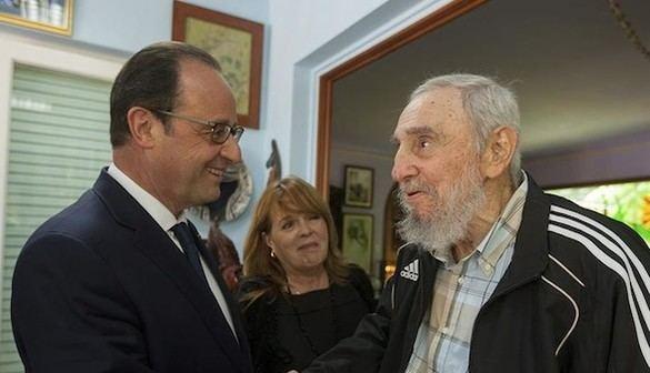 Hollande pide que el embargo a Cuba sea levantado definitivamente