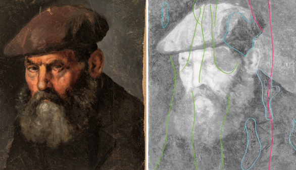 Los secretos de seis retratos del joven Picasso