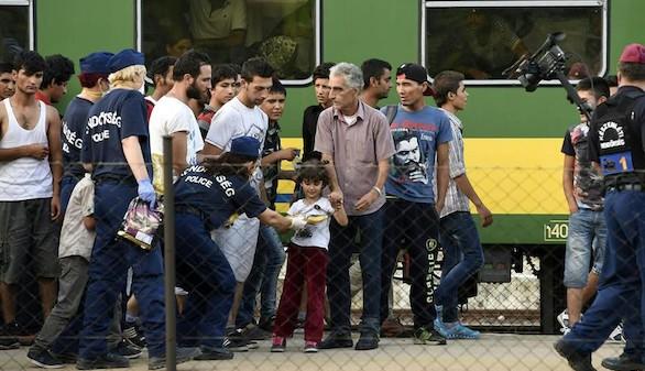 La ONU estima en 200.000 las plazas de reubicación para refugiados en Europa