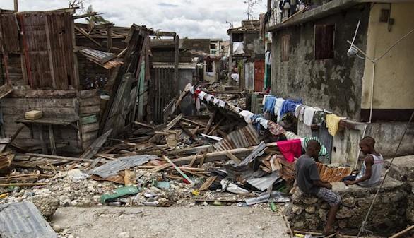 La furia de Matthew se ceba con Haití: más de 900 muertos