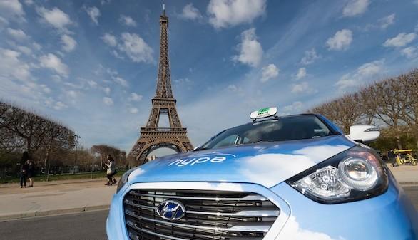 Motor. Hyundai refuerza la mayor flota del mundo de taxis de pila de combustible