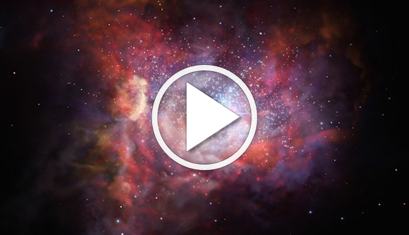 Observado por primera vez el polvo interestelar de una de las galaxias más lejanas