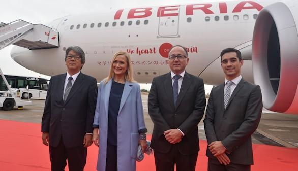 La Comunidad de Madrid e Iberia vuelan para llevar