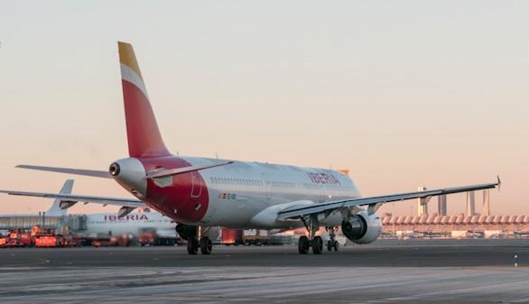 Iberia lanza un millón de plazas a precios reducidos
