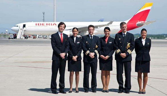 Iberia, la aerolínea más puntual en noviembre
