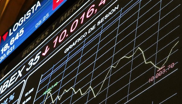 El hundimiento de la Bolsa pone en riesgo los beneficios de todo el año