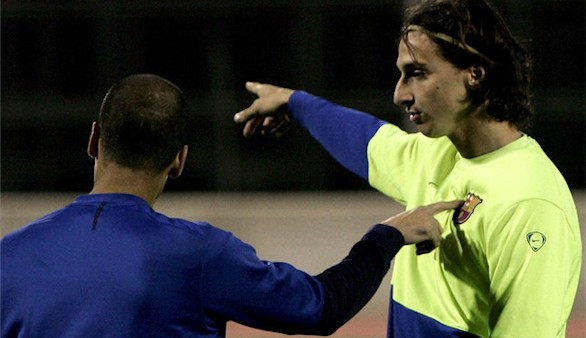 Mourinho recluta a Ibrahimovic: jugará en el Manchester United