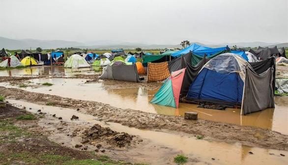 Grecia, a punto de desalojar a los refugiados de Idomeni