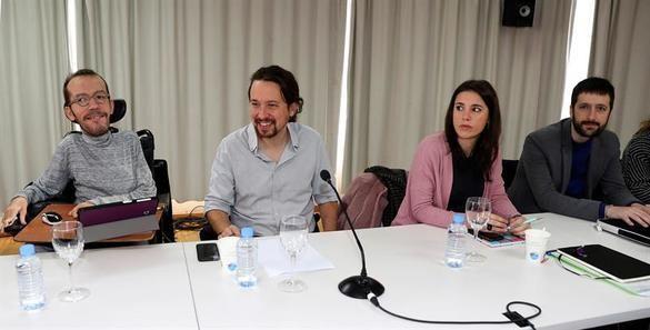 Iglesias reconoce que su estrategia en Cataluña no ha funcionado