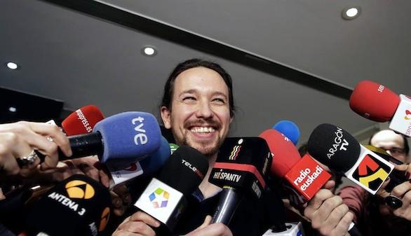 Iglesias sugiere que el programa de Sánchez es un plagio al de Podemos