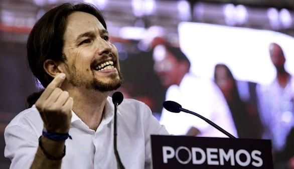 Los militantes fortalecen el discurso radicalizado de Podemos