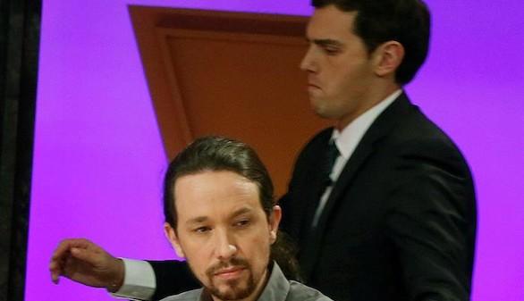 Rivera e Iglesias coinciden: la estampa del fin del bipartidismo