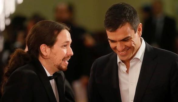 Los políticos se vistieron de gala para asistir a los Goya