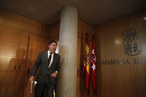 Ignacio González, sobre el espionaje en el PP de Madrid: