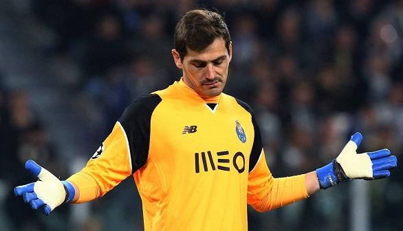 Casillas se baja el sueldo para poder seguir en el Oporto