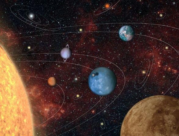 Representación de la variedad de sistemas planetarios que PLATO descubrirá y cuyas propiedades caracterizará.