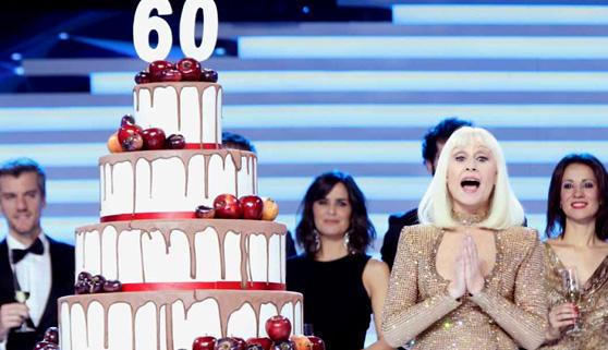 La 1 celebra por todo lo alto 60 años juntos