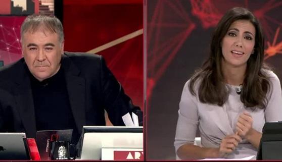Audiencias. 'ARV: Objetivo La Moncloa' arrasa como primera opción electoral