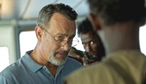 Audiencias. El Capitán Phillips de Tom Hanks amarga el estreno de GH VIP