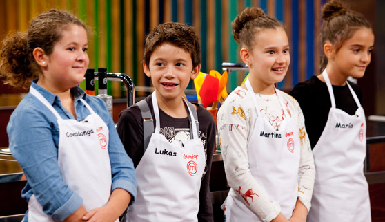 Audiencias. La semifinal de 'MasterChef Junior' planta cara a un fuerte 'Torrente 4'