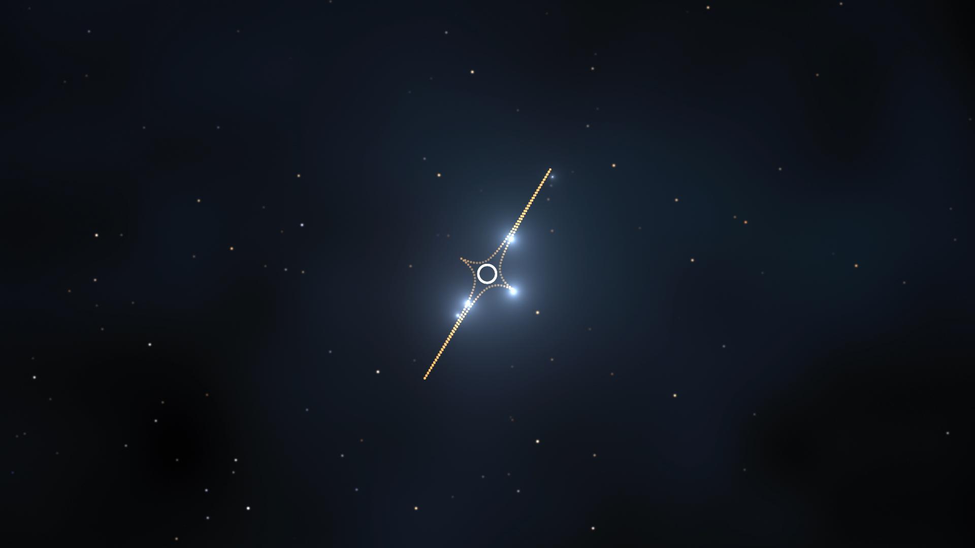 El telescopio espacial Hubble detecta la estrella más lejana jamás observada