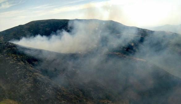 España arde: el fuego no da tregua