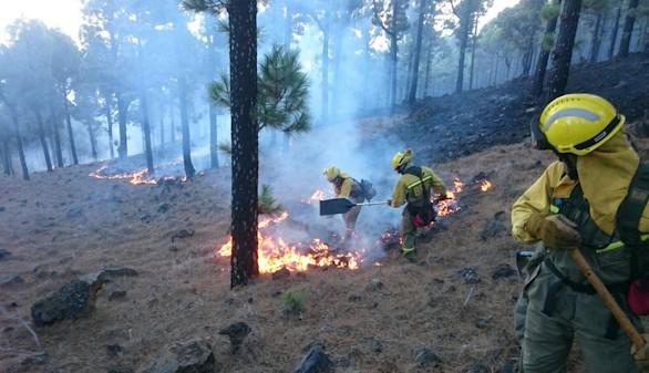 El incendio de La Palma, estabilizado al fin en todos sus frentes