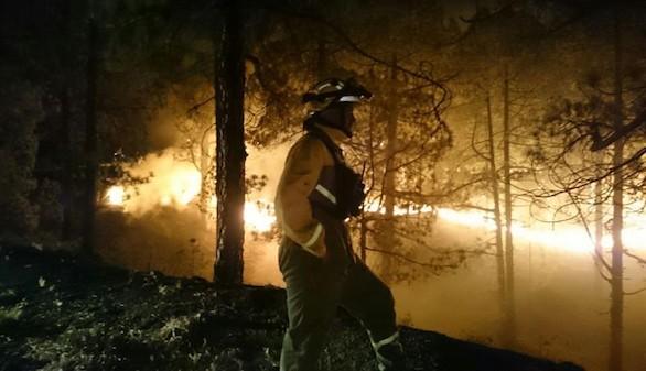 Cataluña también está en alerta por tres incendios simultáneos en Tarragona y Girona