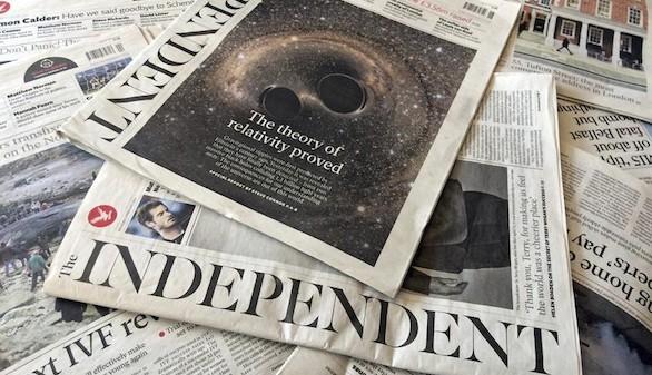El cierre de The Independent aviva la discusión sobre el fin del papel
