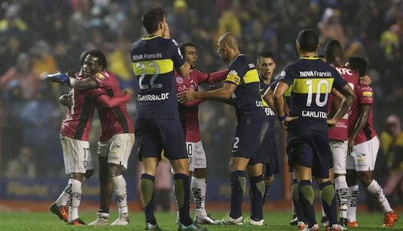 Copa Libertadores. Independiente del Valle asombra a Boca (y a América) y jugara la final