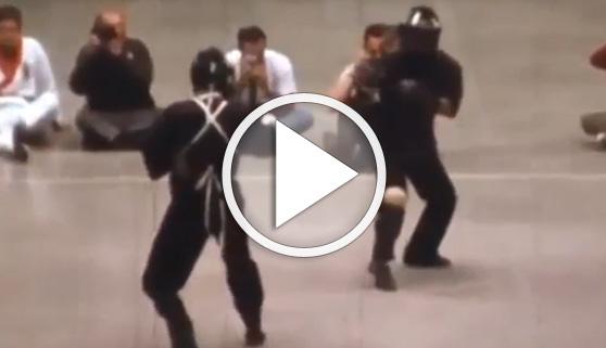 Vídeos virales. La inédita pelea de Bruce Lee que triunfa en redes