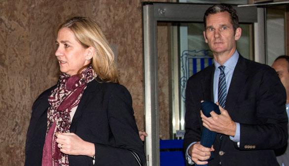 Colau retirará la Medalla de Oro de Barcelona a la Infanta Cristina