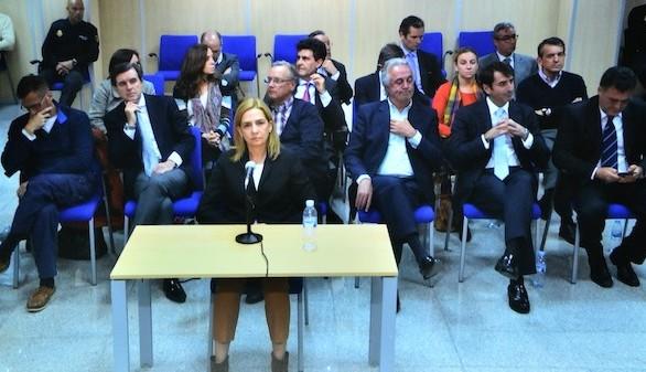 La Infanta Cristina: