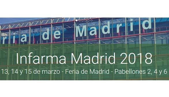 Infarma Madrid 2018 lanza una web más abierta a la participación de congresistas, ponentes y expositores