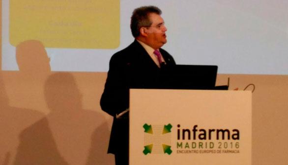 Arranca Infarma, el encuentro europeo de Farmacia