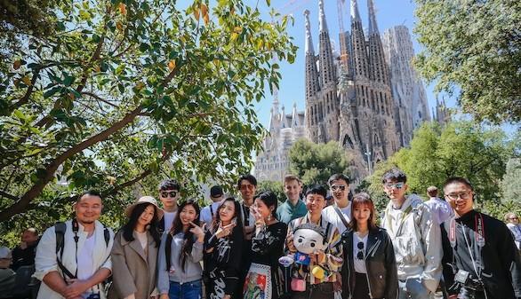 Spain China Project promociona la Marca España en China con la visita de 10 influencers
