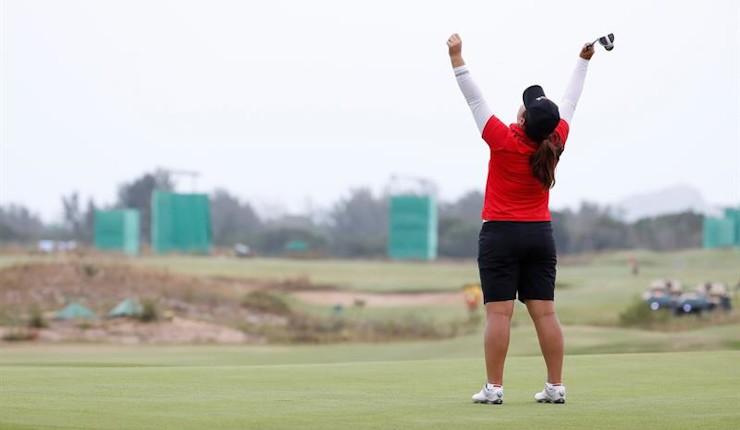 Park Inbee, primera campeona olímpica de golf en 116 años