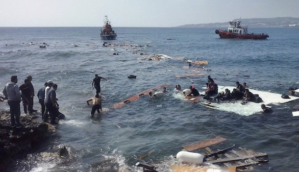 Más de 2.760 inmigrantes han muerto en el Mediterráneo en lo que va de año