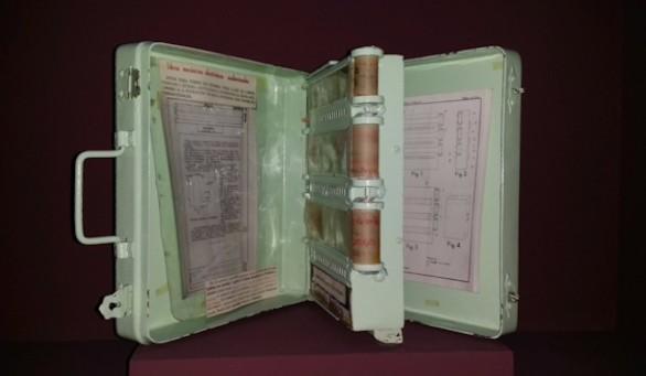 Prototipo de enciclopedia mecánica (MUNCYT)