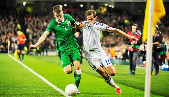 Walters conduce a Irlanda a su segunda Eurocopa consecutiva