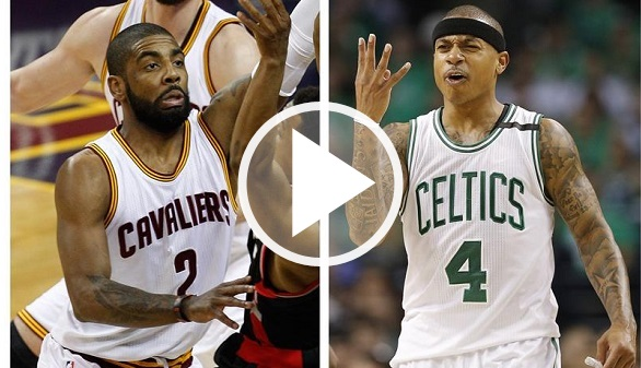 NBA. El abandono de Irving a Lebron y la piratería de los Lakers asombran