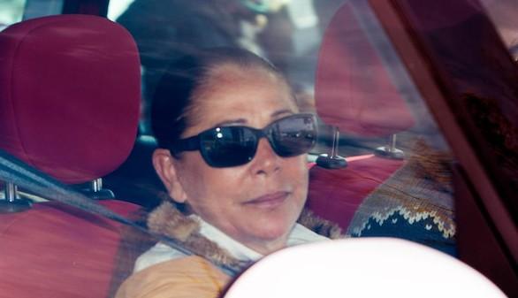 Isabel Pantoja vuelve a prisión