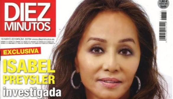 Crónica rosa. Hacienda investiga a Isabel Preysler