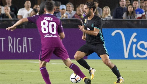 Un Madrid de dos caras acaba goleado por el City |1-4